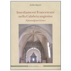 Insediamenti francescani nella Calabria angioina