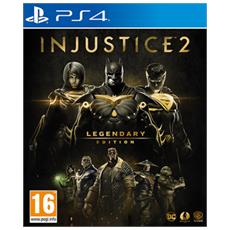 PS4 - Injustice 2 Legendary Edition GOTY