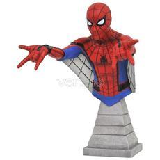 Spider-man Hc Web Glider Spider-man Bust Busto