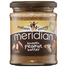 Meridian Natural Peanut Butter 100% 280 G - Smooth