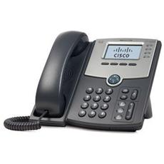 IP Phone / 1Line w / Display PoE+Gbit PC Prt