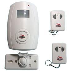 Allarme da casa antifurto con sensore di movimento sirena incorporata