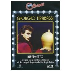 Dvd Giorgio Tirabassi - Infernetto. . .