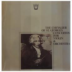 Saint Georges Joseph Boulogne - Concertos For Violin & Orchestra - Kantorow Jean Jacques Vl / bernard Thomas Chamber Orchestra