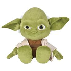 Peluche Star Wars Yoda Cm 45