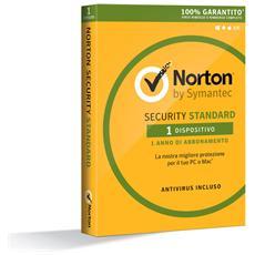 SYMANTEC - Norton Security Standard 1 Licenza per 1...