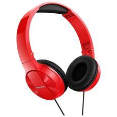 Cuffie Cablato Pure Sound Colore Rosso