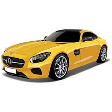 Tech - Mercedes Benz Amg Gt Con Con Radiocomando 1:24