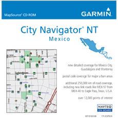 Mappe della terra Garmin 010-10755-00 - Nord America - Messico