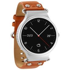 X-watch Xeta XW Pro Bluetooth Telefono Fotocamera Compatibile con iOS e Andoid Colore Argento