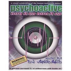 Dvd Psychoactive - Turn It On Turn It Up