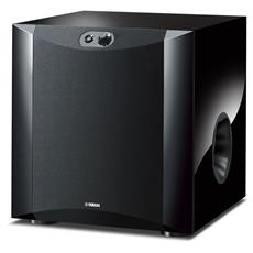 Subwoofer NS-SW300 Potenza Totale 250Watt Advanced YST II / Twisted Flare Port colore Laccato Nero