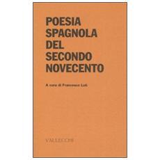 Poesia spagnola del secondo Novecento