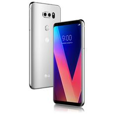 "V30 Argento 64 GB 4G/LTE Impermeabile Display 6"" Quad HD Slot Micro SD Fotocamera 16 Mpx Android Tim Italia"