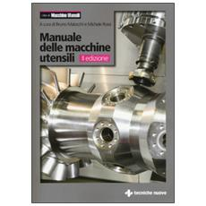 Manuale delle macchine utensili