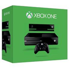 Console Xbox One 500 Gb Black + Sensore Kinect