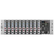 Bh Rx1202fx Mixer Rack 12 In Mic / Line 3u Eff