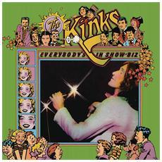 Kinks (The) - Everybody's In Showbiz (3 Lp)