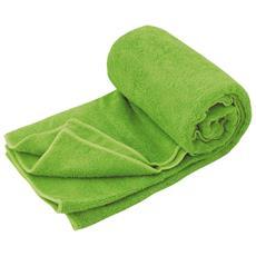 Ts3101 Asciugamano Di Spugna In Microfibra L Verde