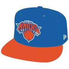 Cappello Jersey Pop 59fifty Ny Knicks 7,25 Azzurro Arancio