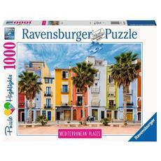 Puzzle Mediterranean Places, Spain 1000 pz 70 x 50 cm 14977