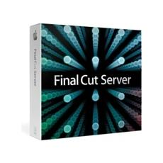Final Cut Studio Server Upgrade Unltd Client FR