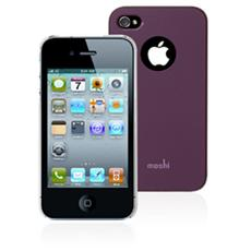 Cover posteriore VIOLA per iPhone 4