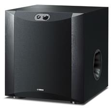 Subwoofer NS-SW300 Potenza Totale 250Watt Advanced YST II / Twisted Flare Port colore Nero