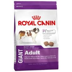 Cibo per cani Giant Adult 15 kg + 4 kg Omaggio