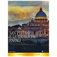 Dvd San Pietro E Le Basiliche Papali Di