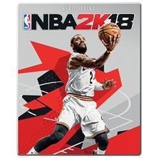 XONE - NBA 2K18 SteelBook Edition