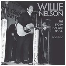 Nelson, Willie - Storm Has Just Begun
