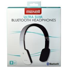 MXH-BT1000, Stereofonico, Padiglione auricolare, Nero, Bianco, Digitale, Wired / Bluetooth, Track < , Track > , Volume +, Volume -