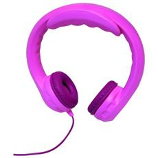 HS0046 Cuffie Stereo Colore Rosa