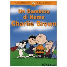 Dvd Bambino Di Nome Charlie Brown (un)