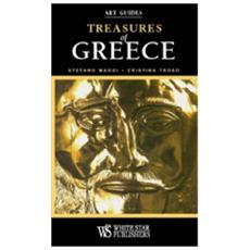 Treasures of Greece. Ediz. illustrata