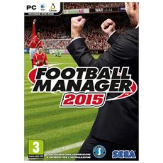 PC - Football Manager 2015