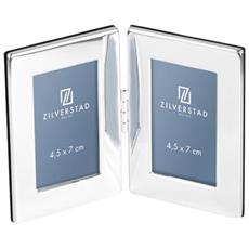 Double 2x4,5x7 Metal Frame glossy 8084231