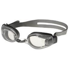 Occhialini Nuoto Adulti Zoom X-fit Grigio Taglia Unica