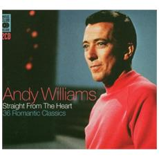 Andy Williams - Straight From The Heart (2 Cd)