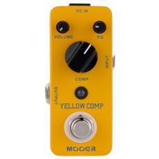 Yellow Comp - Optical Compressor Pedal - Pedale Effetto Per Chitarra Compressore Ottico