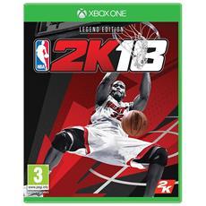 XONE - NBA 2K18 Legend Edition