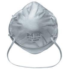 Mascherine Di Protezione Tipo Professionale Con Filtro A Doppio Strato - Confezione Da 5 Pezzi