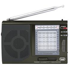 Radio Portatile Multibanda Mb 728 Nero