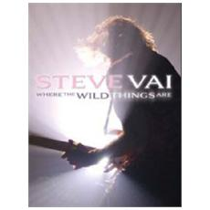 Steve Vai - Where The Wild Things Are (2 Dvd)