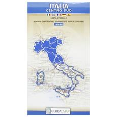 Italia centro sud 1:850.000