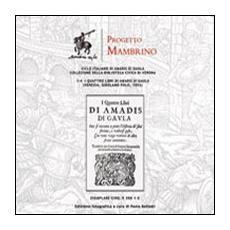 Ciclo italiano di Amadis di Gaula. Collezione della biblioteca civica di Verona