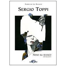 Sergio Toppi: nero su bianco con eccezioni