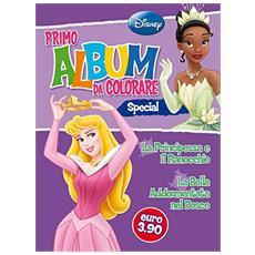 Disney - La Bella Addormentata Nel Bosco / La Principessa Ranocchio (Primo Album Special)