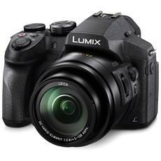 PANASONIC - Lumix DMC-FZ300 Sensore MOS 12Mpx Zoom Ottico 24x Display 3